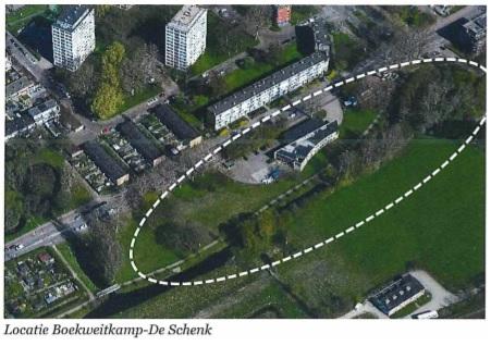 Inloopbijeenkomst Boekweitkamp / De Schenk