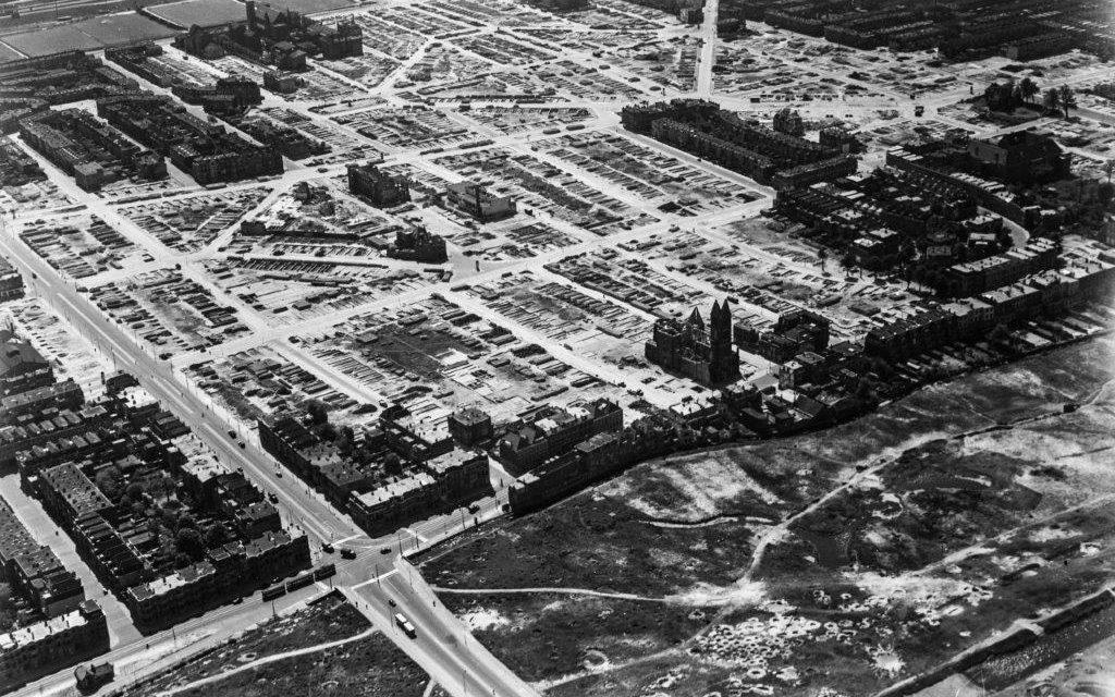 75 jaar geleden: bombardement Bezuidenhout
