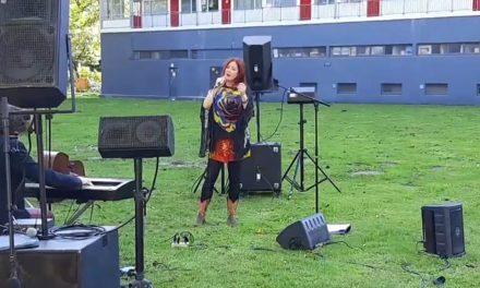 Live bevrijdingsdag optreden Elviraland/Ursulaland