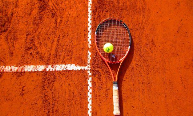 Tennis: Wilhelmus en BES gefuseerd in TV Mariahoeve